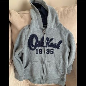OshKosh Hoodie-4T